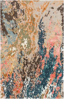 Chemistry CHM-2002 4' x 6' Rectangle Modern Rug in