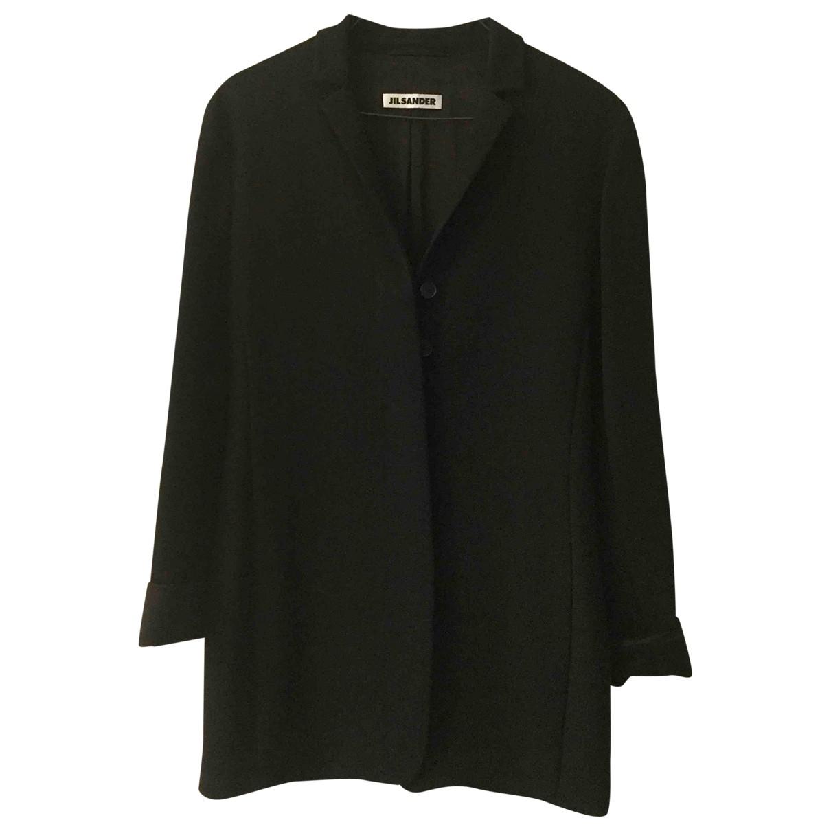 Jil Sander \N Black jacket for Women 36 IT