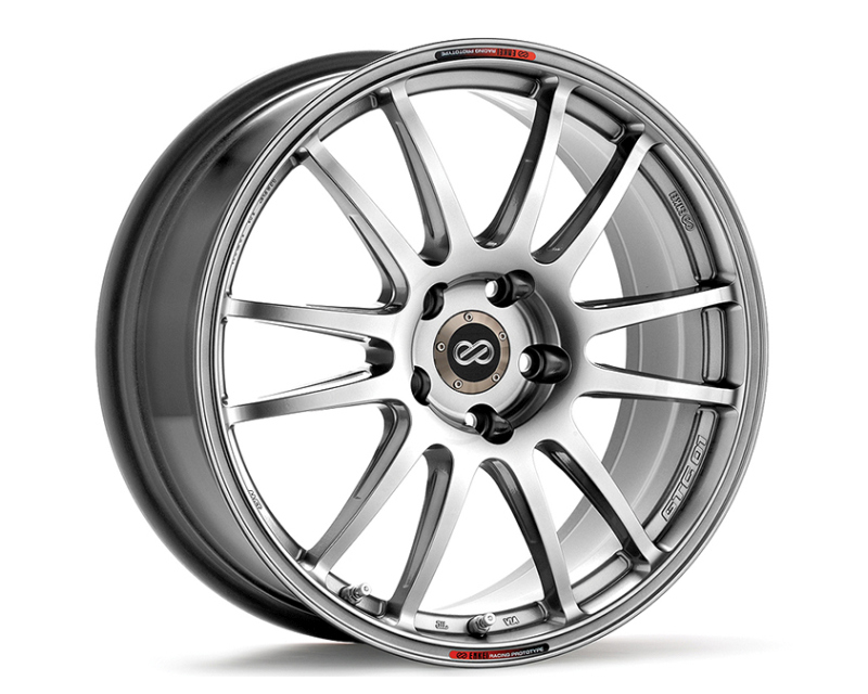 Enkei GTC01 Wheel Racing Series Hyper Black 18x7.5 5x114.3 48mm