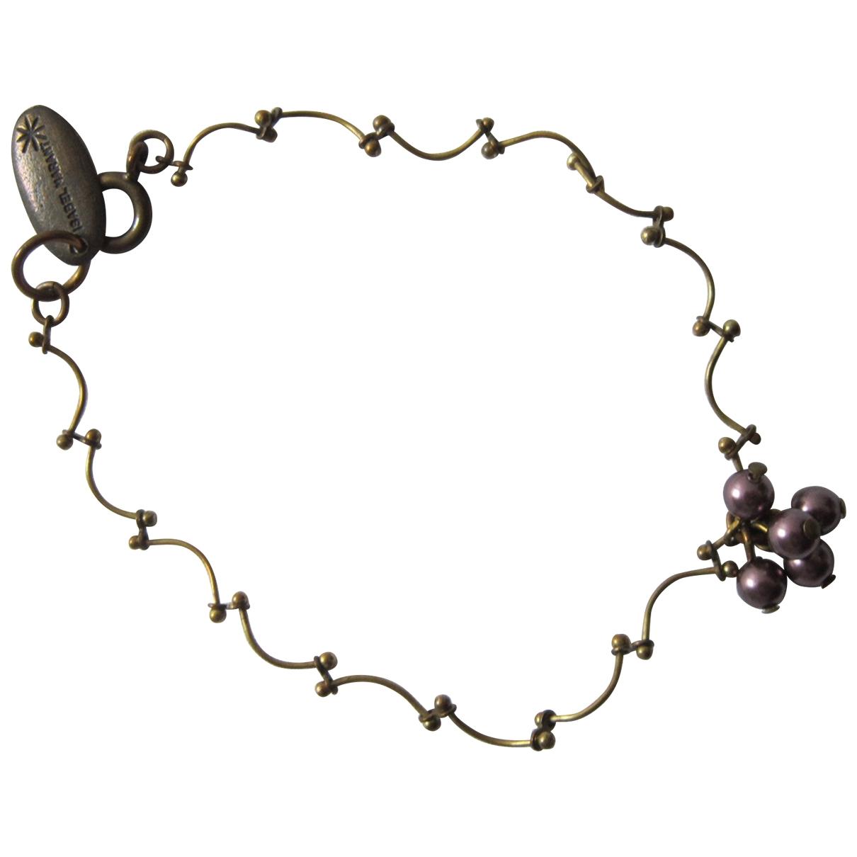 Isabel Marant Etoile \N Armband in Metall