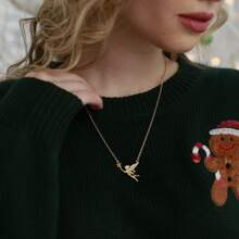 Fairy Shaped Chain Necklace