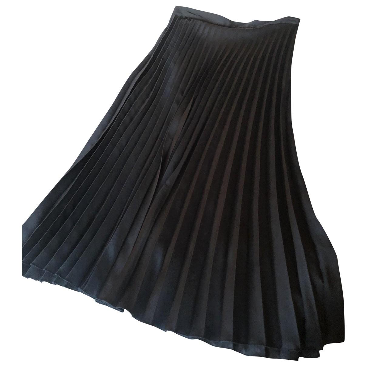Zara - Jupe   pour femme - noir