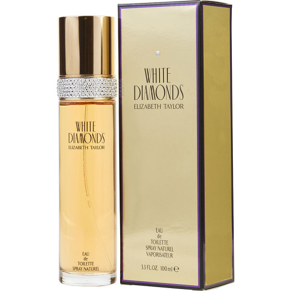 White Diamonds - Elizabeth Taylor Eau de toilette en espray 100 ML