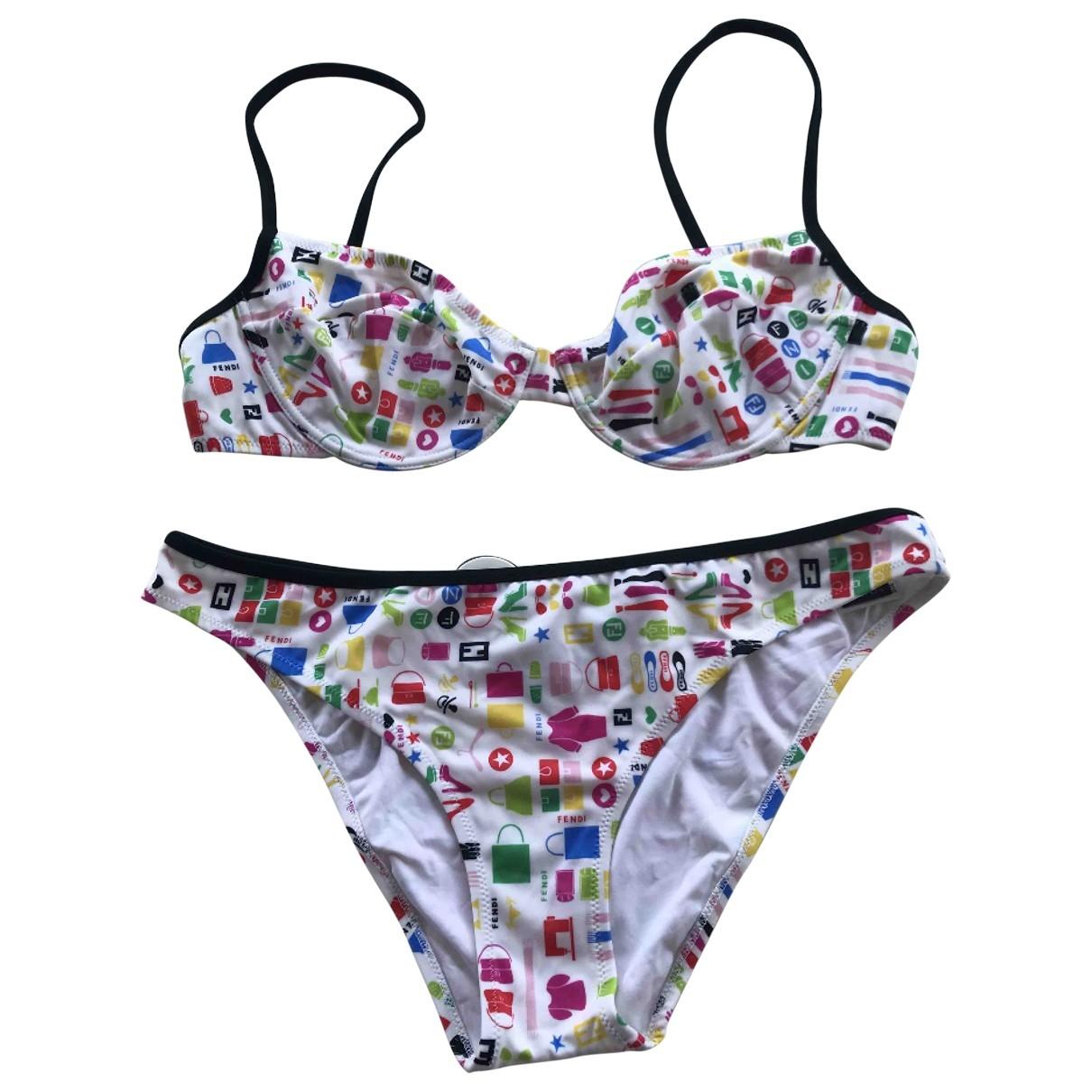 Fendi \N Multicolour Swimwear for Women \N