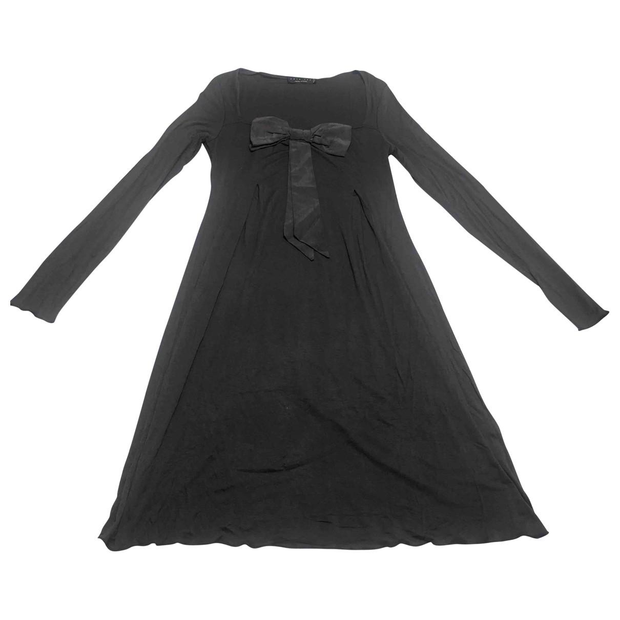 Twin Set \N Kleid in  Grau Viskose