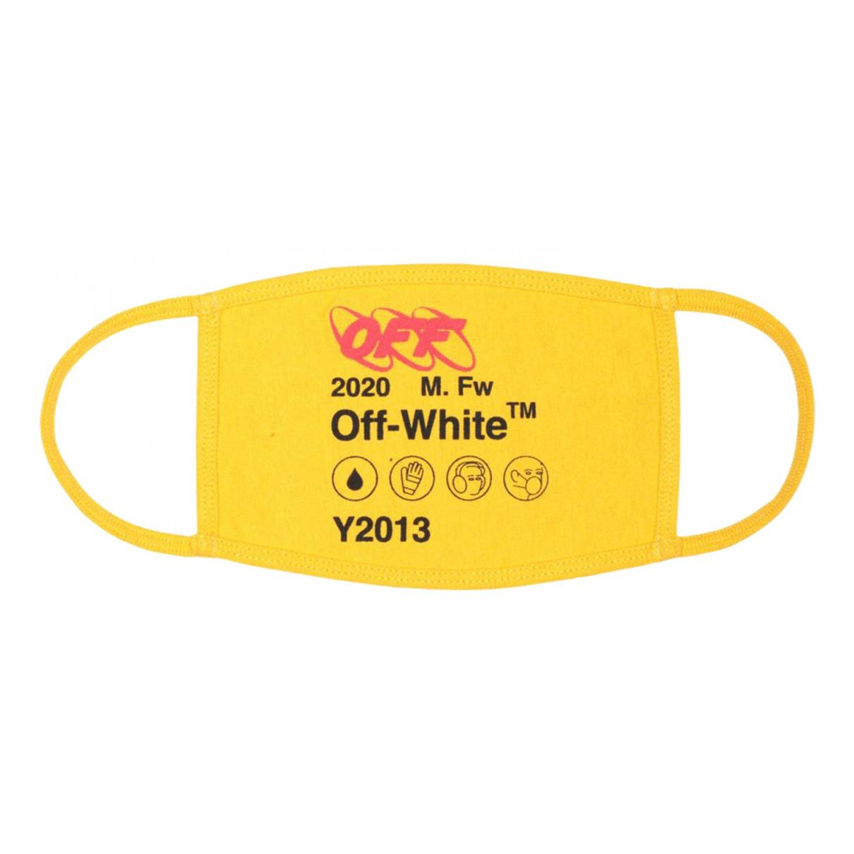 Off-white \N Mode in  Gelb Baumwolle