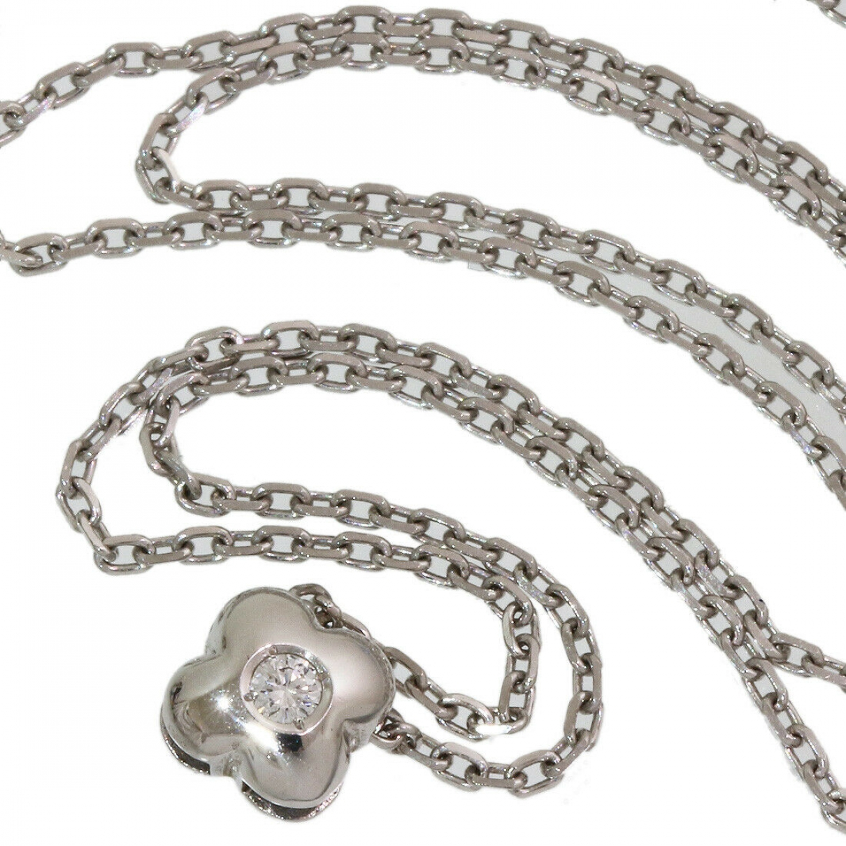 Mikimoto \N Silver White gold necklace for Women \N
