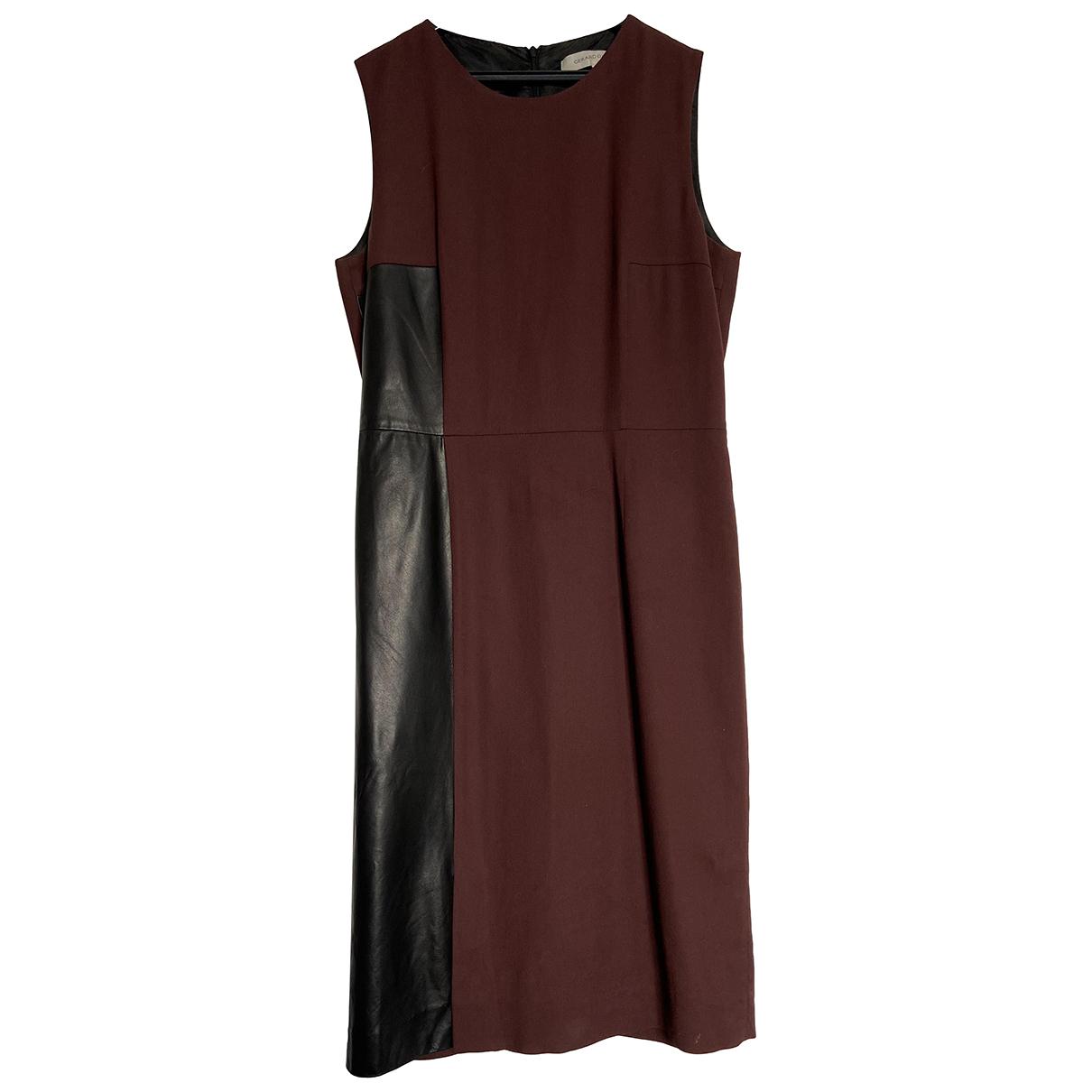 Gerard Darel - Robe   pour femme en cuir