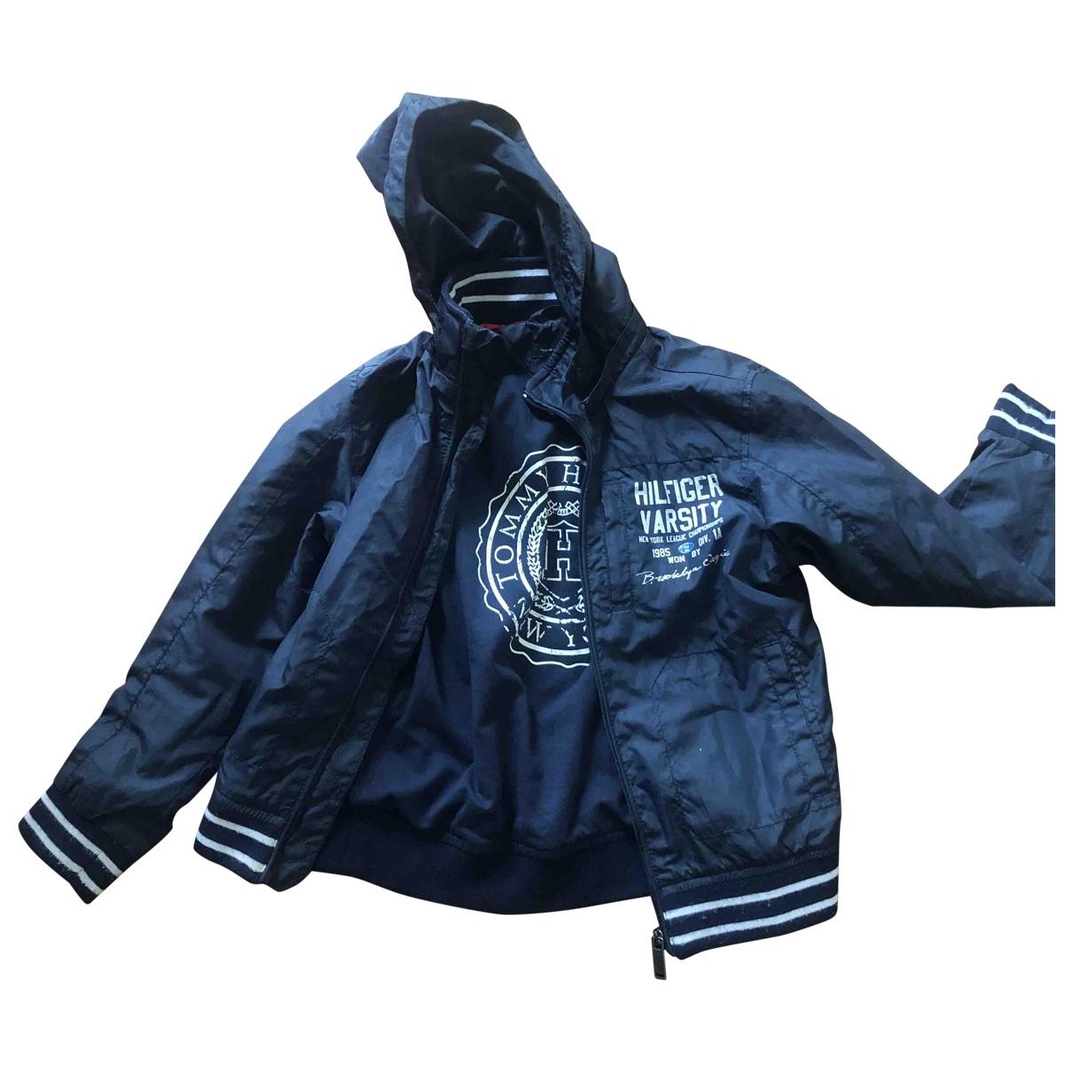 Tommy Hilfiger \N Blue jacket & coat for Kids 6 years - up to 114cm FR