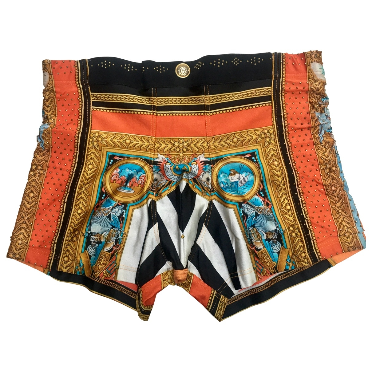 Gianni Versace \N Multicolour Swimwear for Men 48 IT
