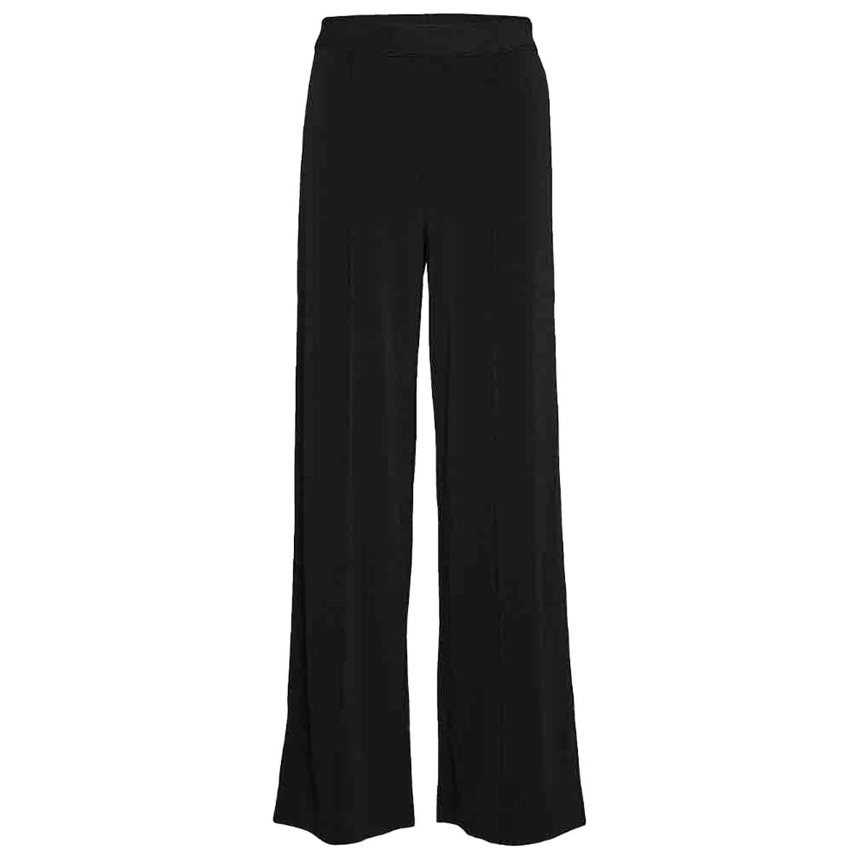 By Malene Birger \N Black Trousers for Women S International