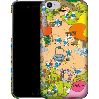 Apple iPhone 6s Plus Smartphone Huelle - Smurf Village von The Smurfs