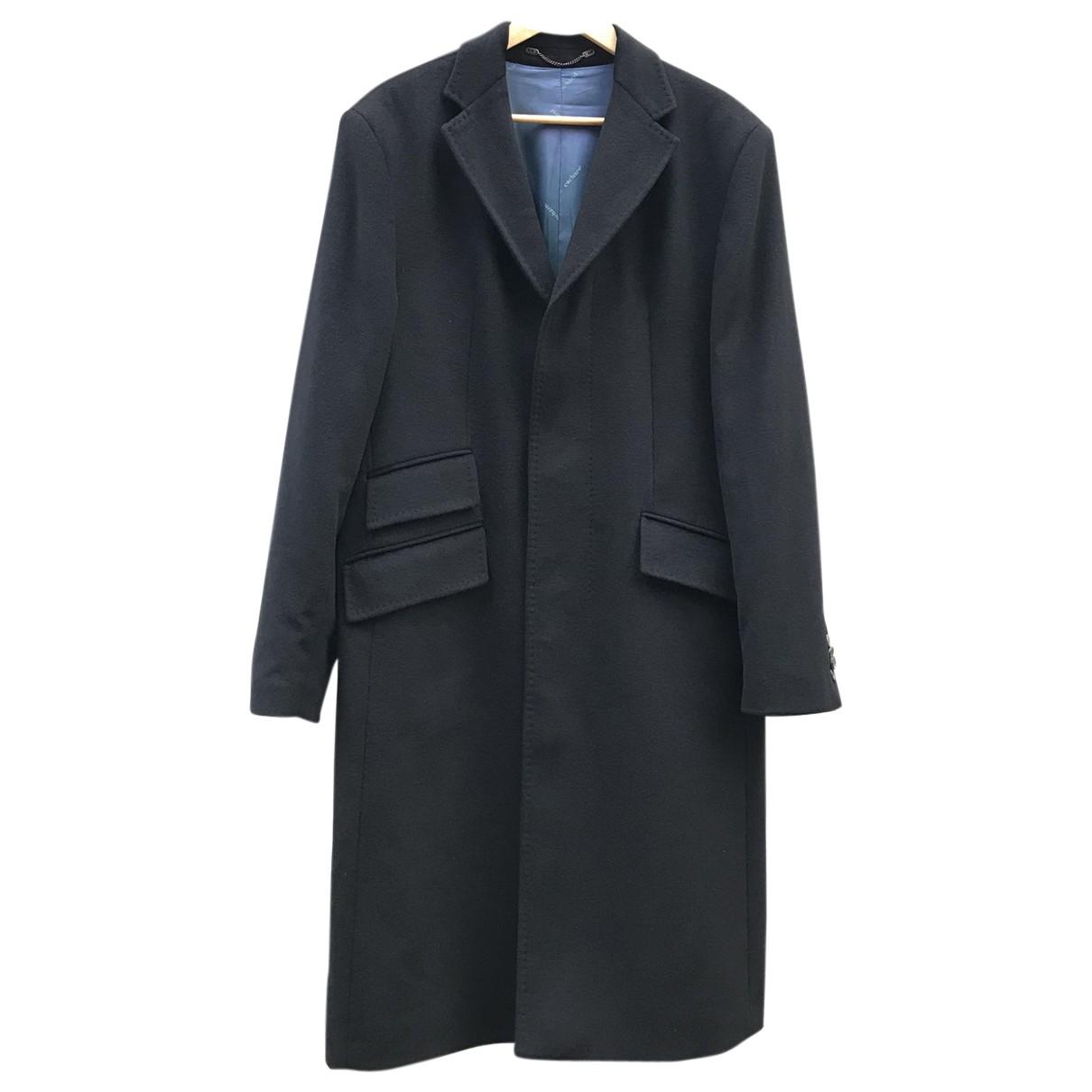 Cacharel N Navy Cashmere coat  for Men L International