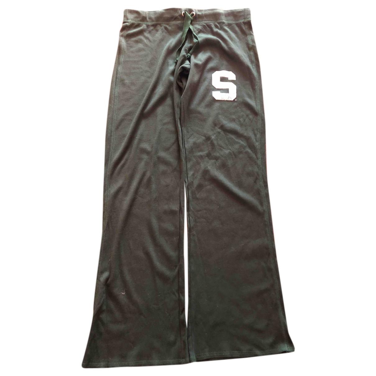 Champion - Pantalon   pour homme en coton - vert