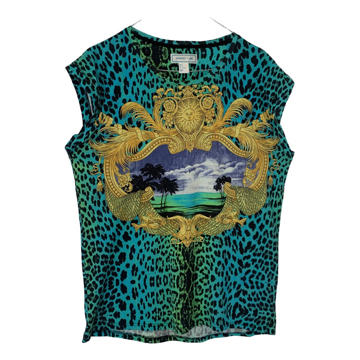 Versace X H&m \N Multicolour Cotton T-shirts for Men S International