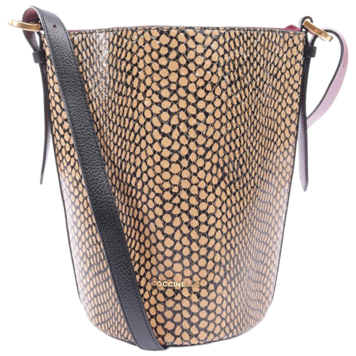 Coccinelle \N Multicolour Leather handbag for Women \N