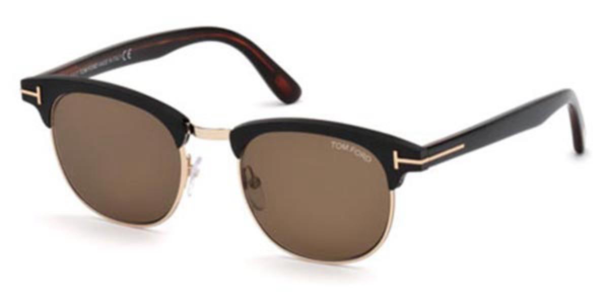 Tom Ford FT0623 LAURENT-02 02J Men's Sunglasses  Size 51