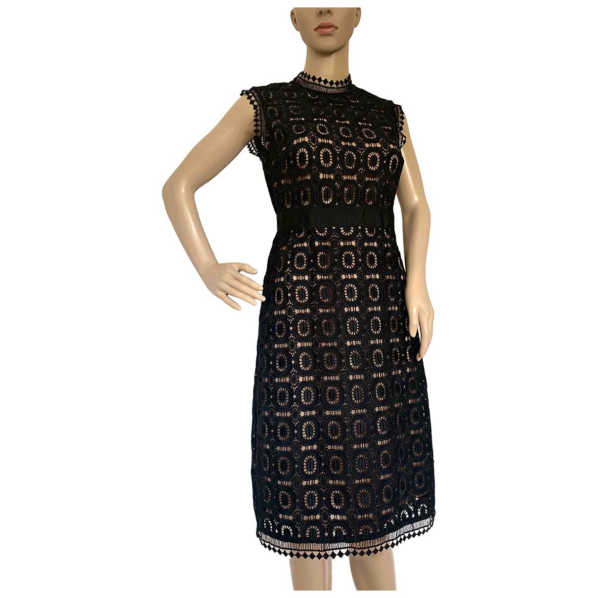 Essentiel Antwerp \N Black dress for Women 36 FR