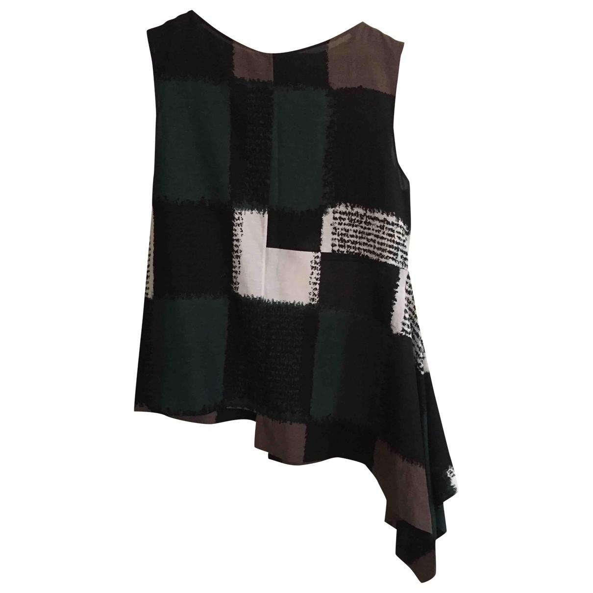 Marni \N Multicolour Cotton  top for Women 42 IT