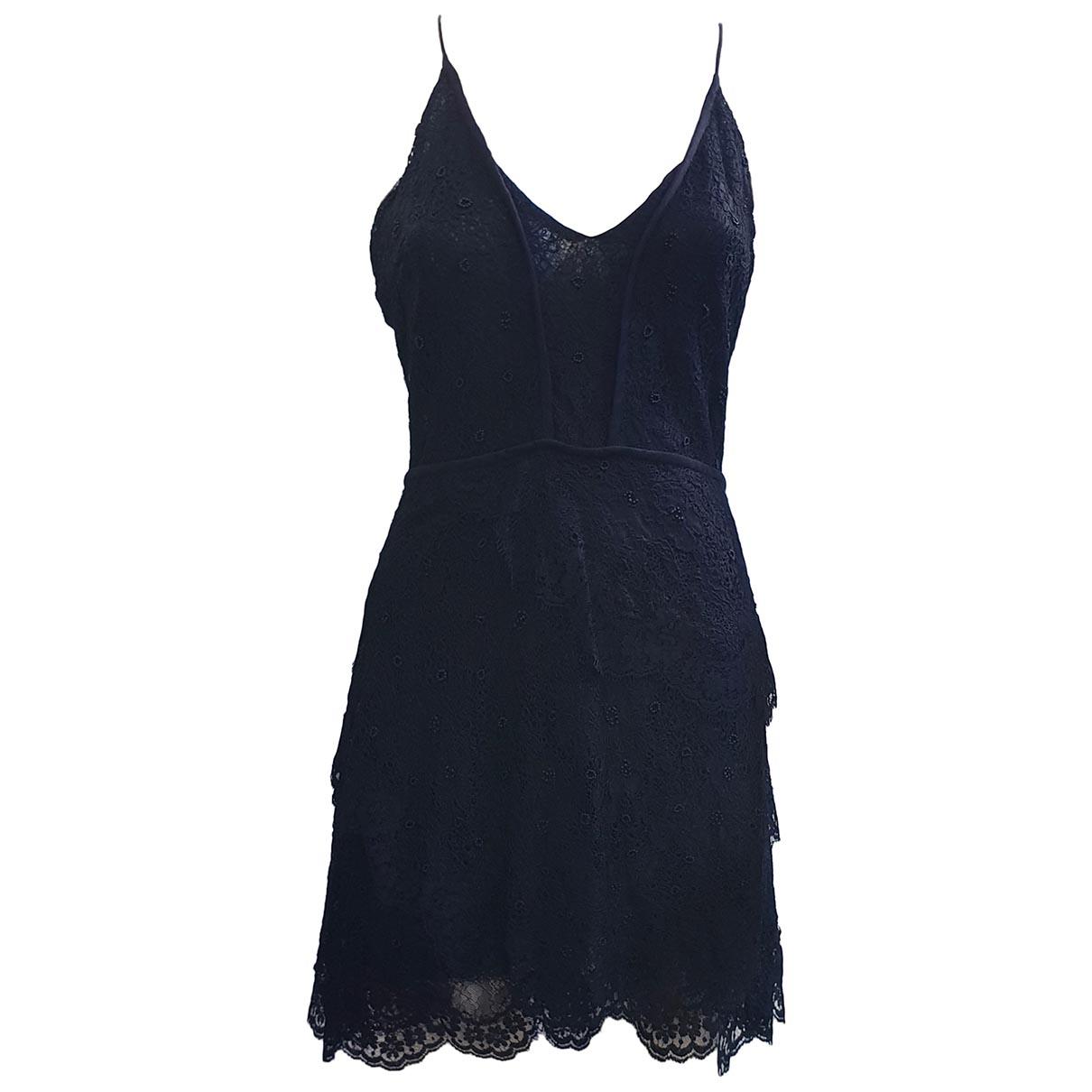 Isabel Marant - Robe   pour femme en dentelle - noir