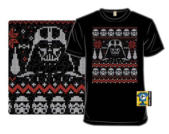 The Dark Side Of The Christmas T Shirt