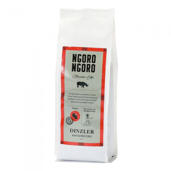 """Kaffeebohnen Dinzler Kaffeerosterei """"Kaffee Ngoro Ngoro"""", 250 g"""