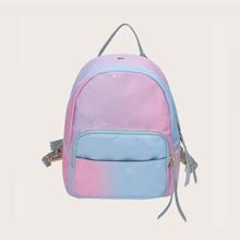 Farbverlauf Rucksack