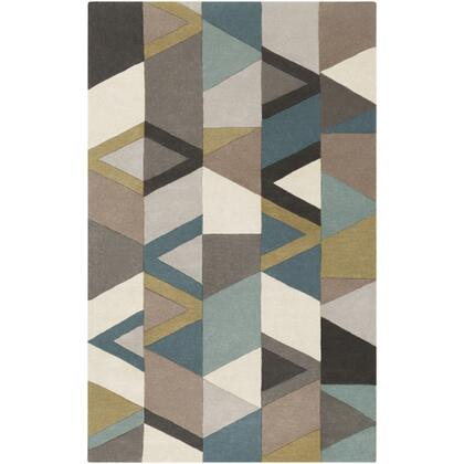 Forum FM-7219 9' x 12' Rectangle Modern Rug in
