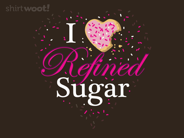 Refined Sprinkles! T Shirt