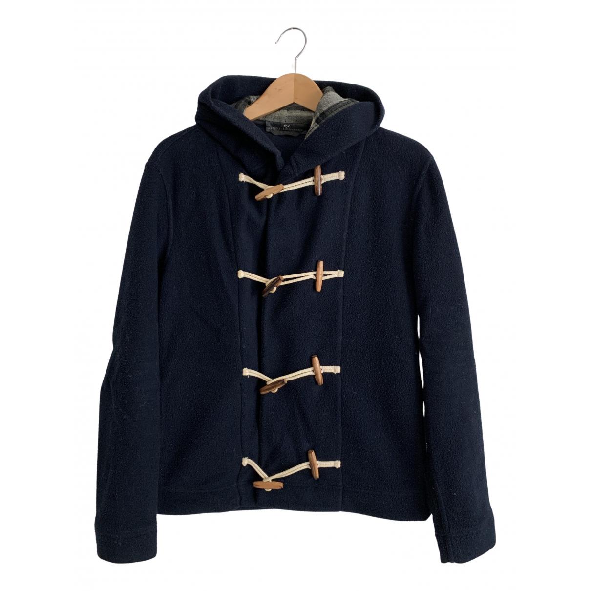 Daniele Alessandrini N Blue coat  for Men 46 IT