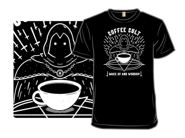 Coffee Cult T Shirt
