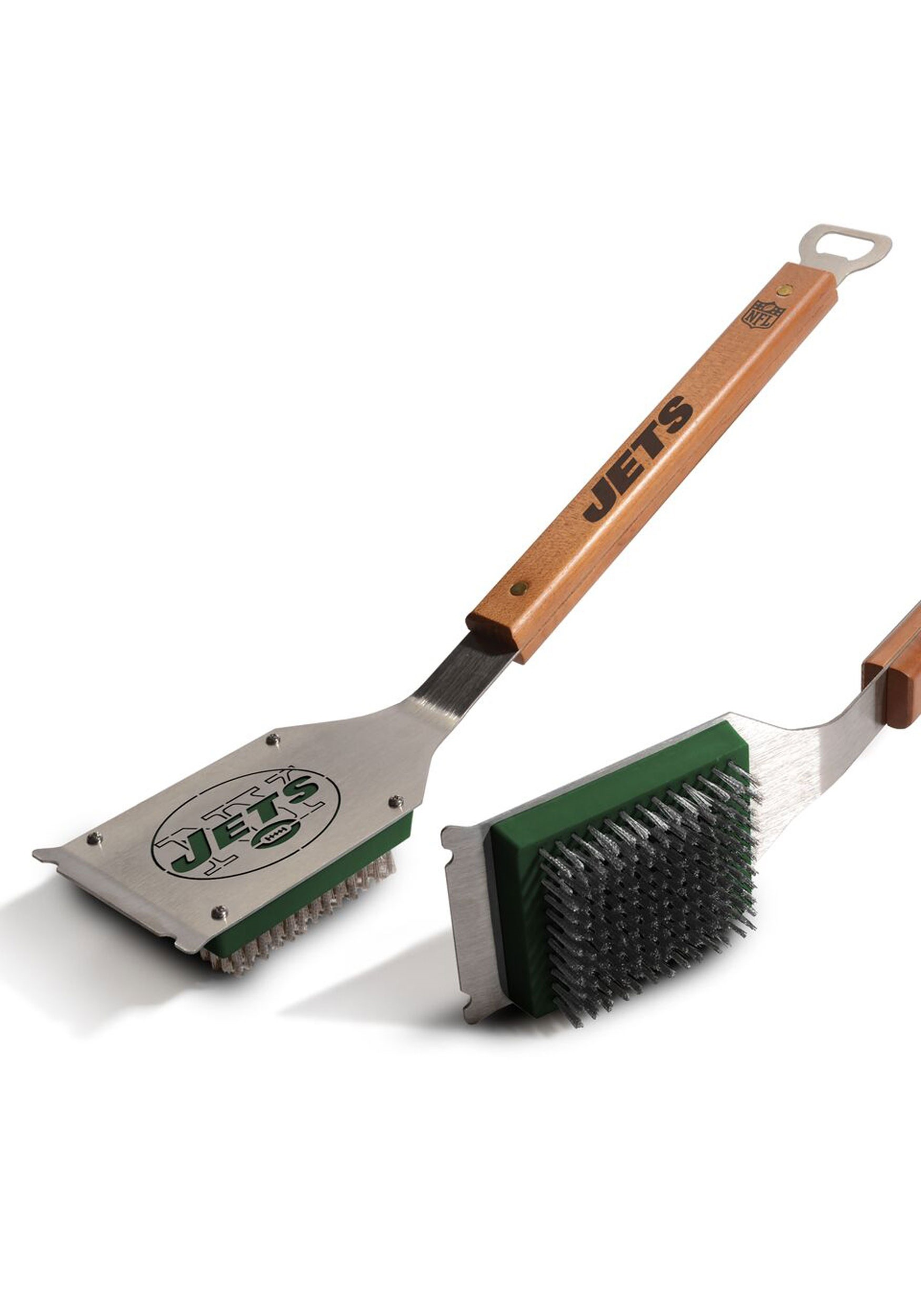 NFL New York Jets Grill Brush