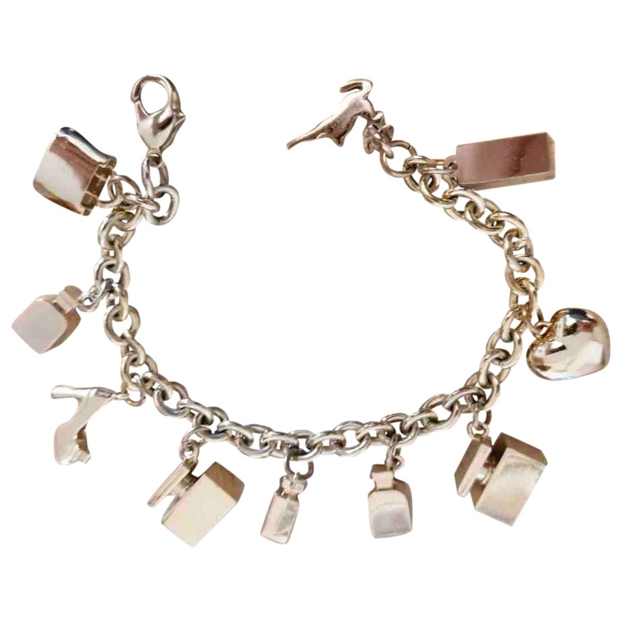 Dolce & Gabbana - Bracelet   pour femme en plaque or - dore