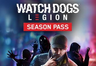 Watch Dogs: Legion - Season Pass DLC EU Uplay CD Key