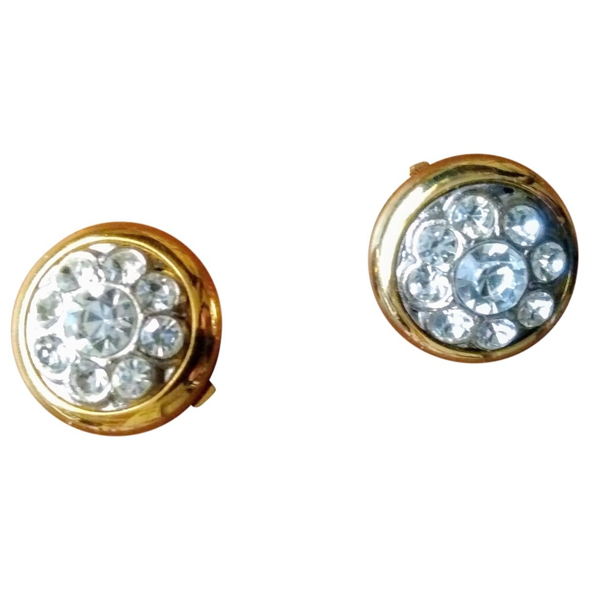 Non Signe / Unsigned \N Accessoires und Dekoration in  Gold Metall