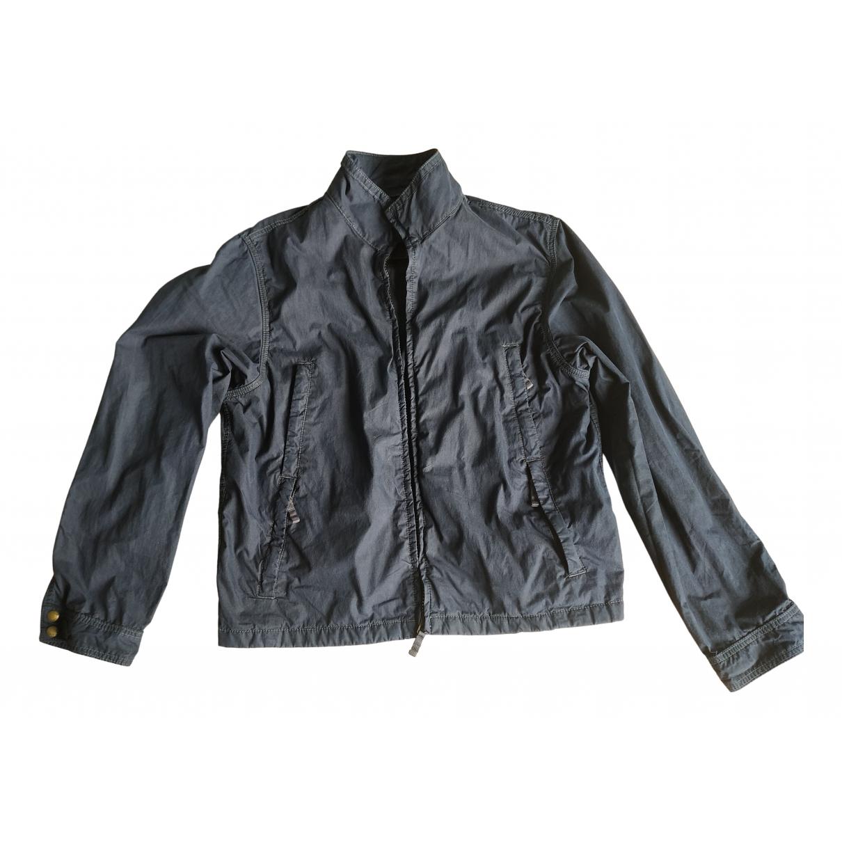 Timberland N Blue Cotton jacket  for Men L International