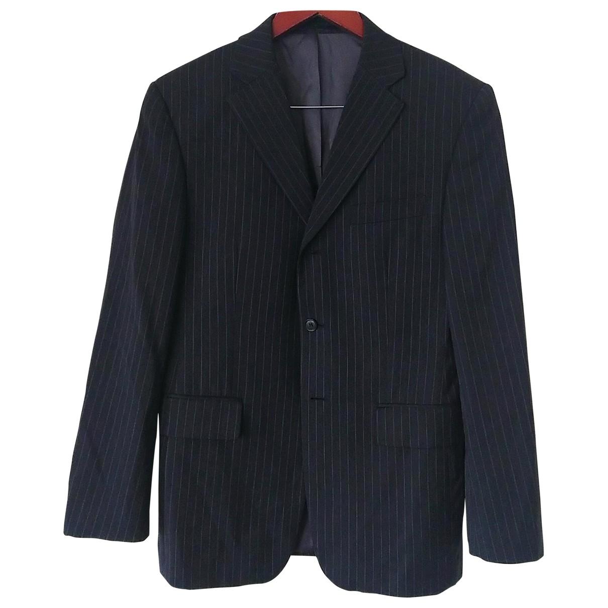 La Chemiserie Cacharel - Costumes   pour homme en laine - gris
