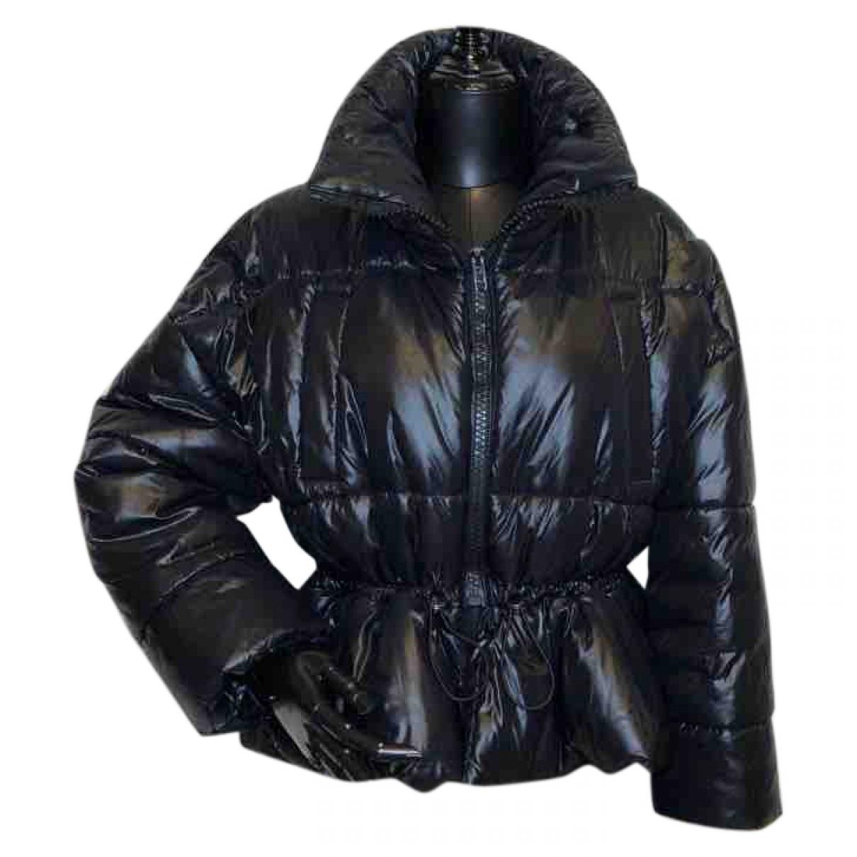 Msgm \N Black coat for Women 38 IT