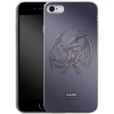 Apple iPhone 6 Silikon Handyhuelle - Red-Eyes B. Dragon SD von Yu-Gi-Oh!