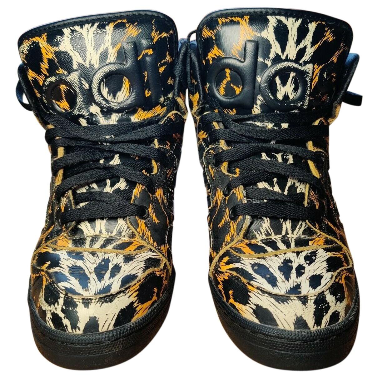 Jeremy Scott Pour Adidas \N Sneakers in Leder