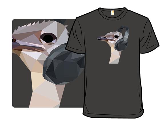 Rocking Ostrich T Shirt