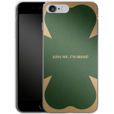 Apple iPhone 6s Plus Silikon Handyhuelle - Irish von caseable Designs