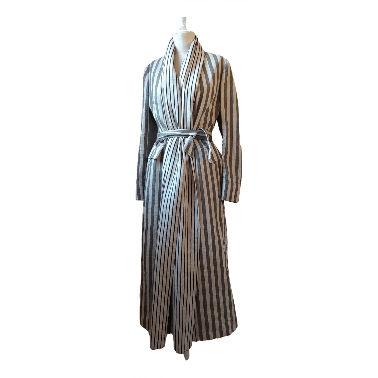 Tom Rebl \N Multicolour Linen jacket for Women 40 IT