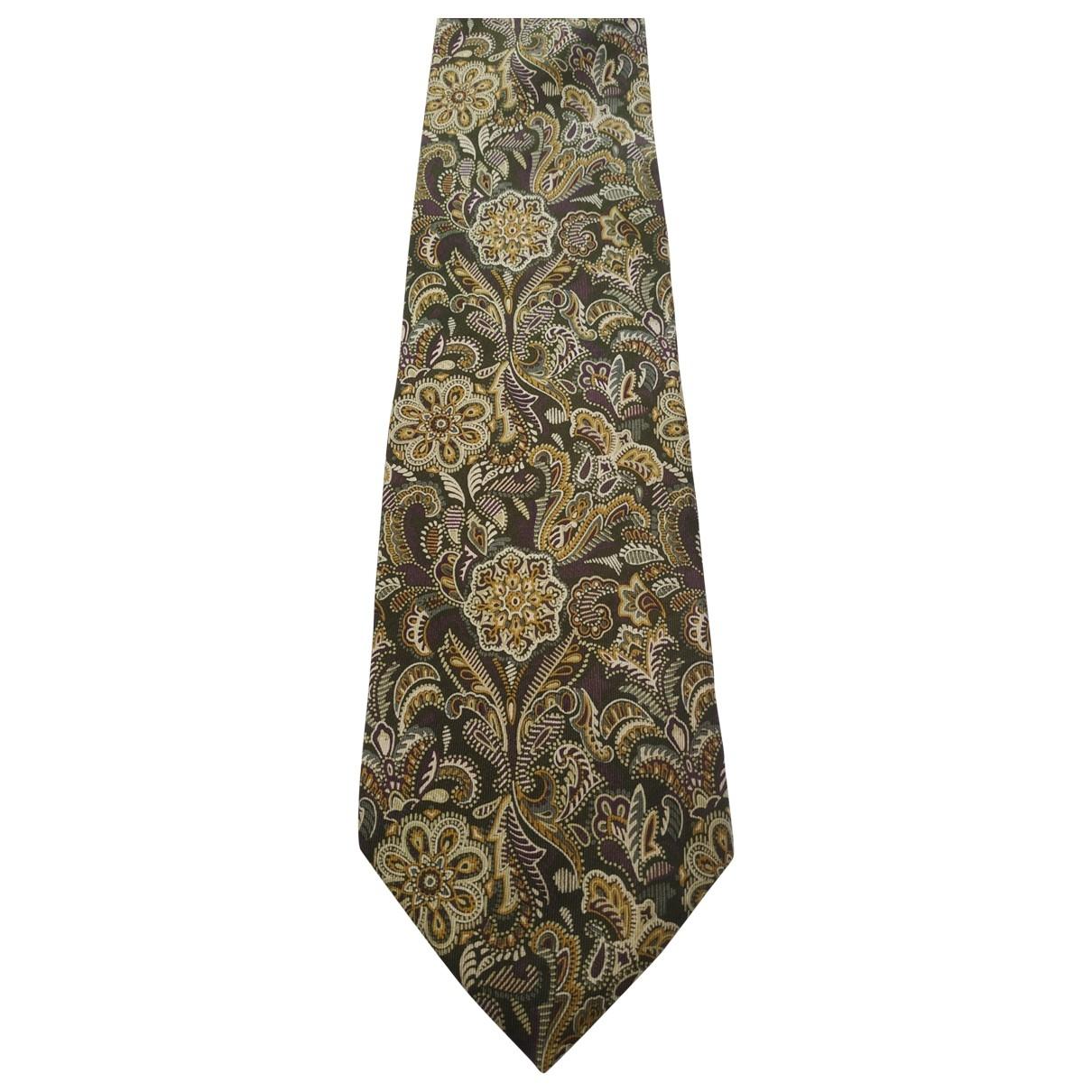 Corbata de Seda Borsalino