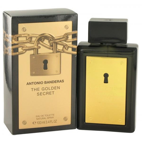 The Golden Secret - Antonio Banderas Eau de Toilette Spray 100 ML