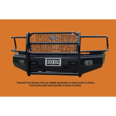 Ranch Hand Summit Series Front Bumper (Black) - FSC111BL1