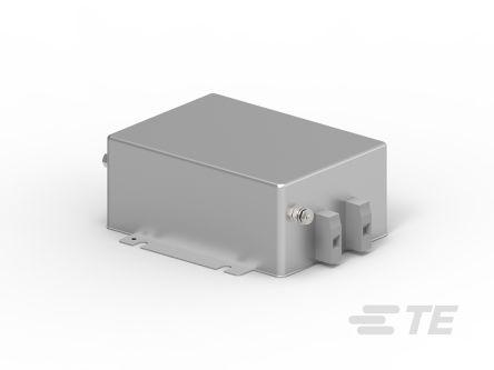 TE Connectivity , Corcom FC 50A 250 V ac 50/60Hz, Flange Mount Power Line Filter, Terminal Block, Single Phase