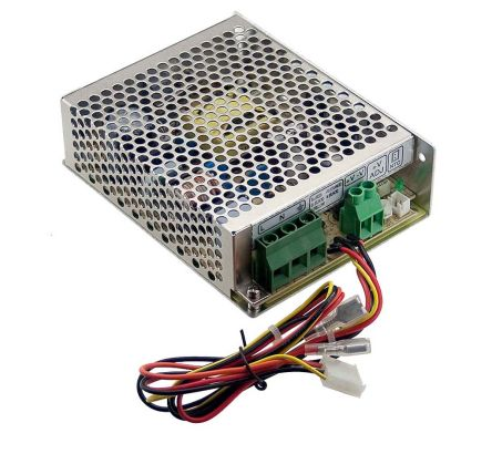 Mean Well , 49.7W Embedded Switch Mode Power Supply SMPS, 13.8V dc, Enclosed