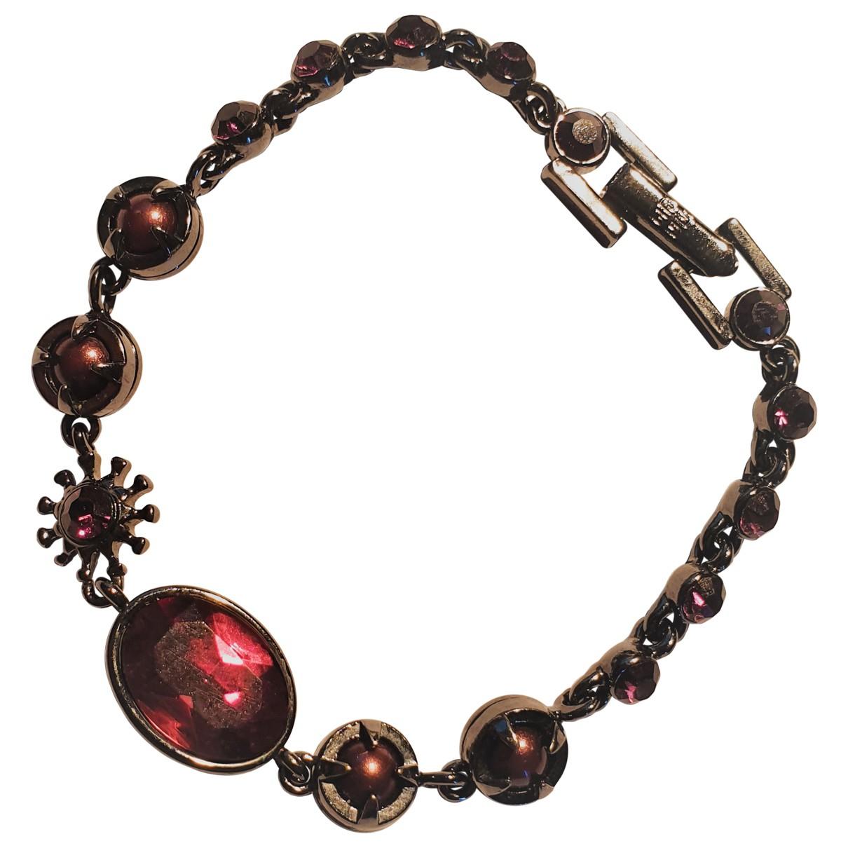 Givenchy - Bracelet   pour femme en metal - rose