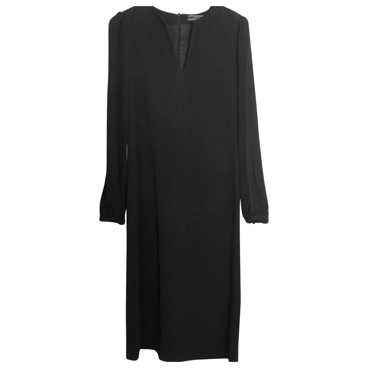 Joseph \N Kleid in  Schwarz Synthetik
